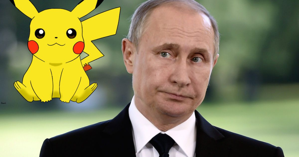 Vladimir Putin is set to ban Pokemon GO from Russia after an internal Kremlin investigation revealed the viral augmented reality smartphone game has direct links to the CIA and wider intelligence community and is being used to secretly gather data on a colossal scale.