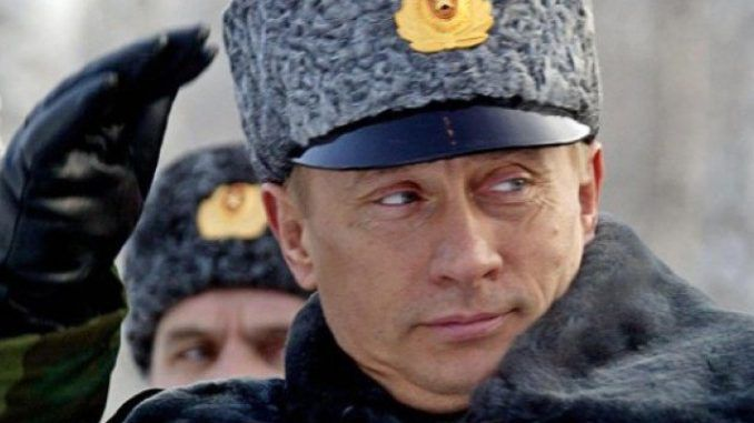 Paul Craig Roberts says Putin is the only real leader of the West