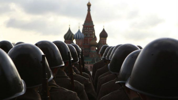 World War 3 buildup continues as NATO, US deploy troops towards Russia
