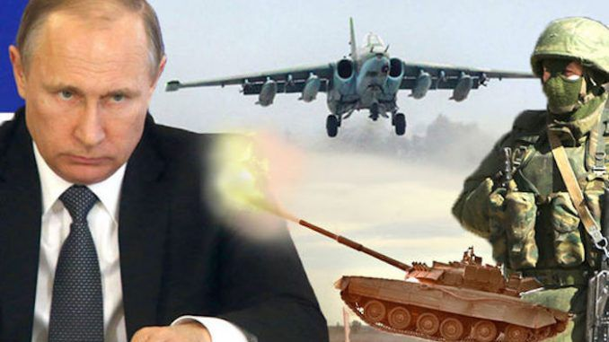 Russian military told to prepare for war against US and NATO