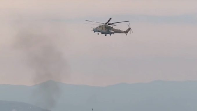 ISIS shoot down Russian chopper, killing 2 pilots on board