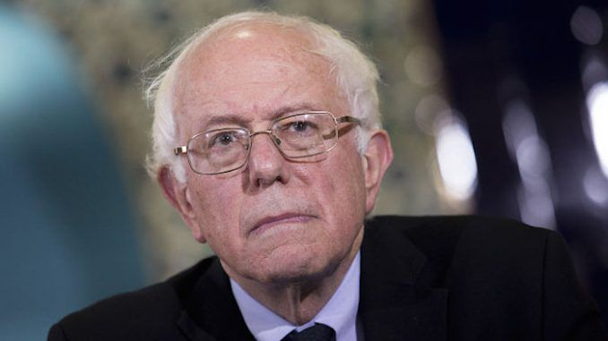 DNC deliberately lock Bernie Sanders out of room while they reject superdelegate reforms