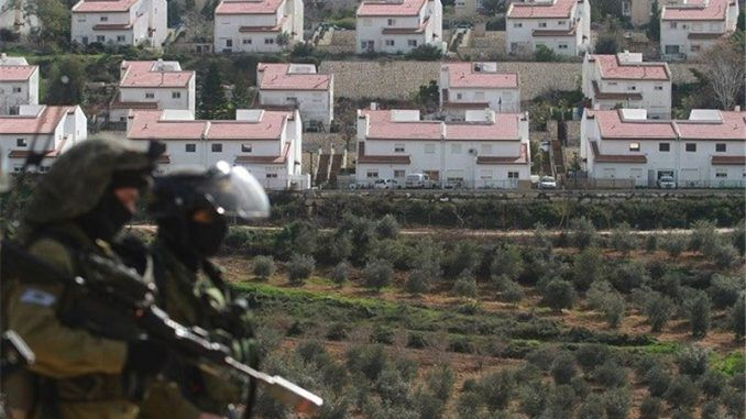Israel Approves Extra Funding For Illegal Settlements