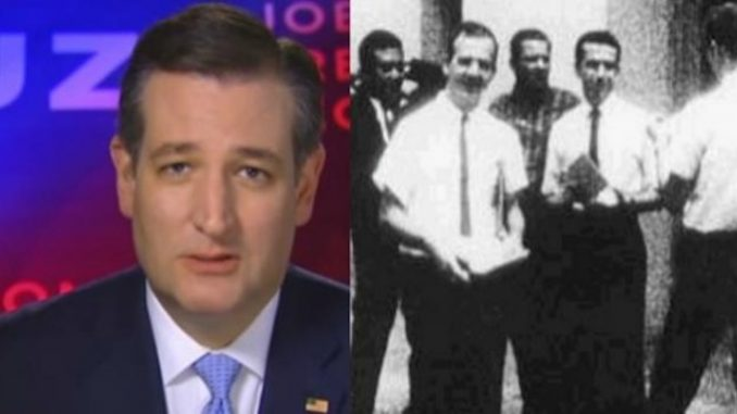 Wikileaks confirms that Ted Cruz's father is linked to the JFK assassination