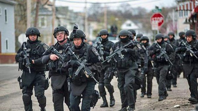 U.N. to impose martial law across the United States