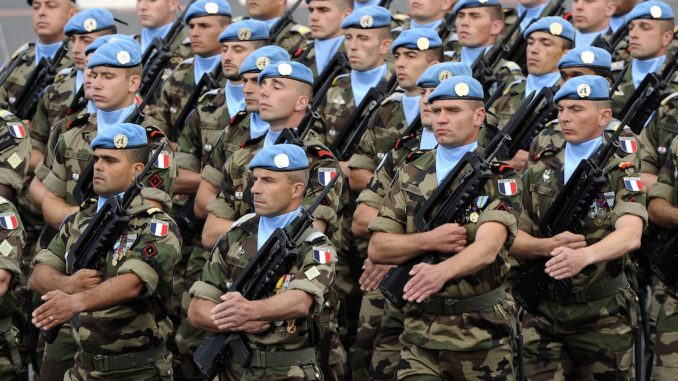 U.S. approves use of UN troops against U.S. citizens