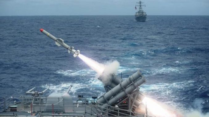 Former admiral says US should prepare for imminent war with China