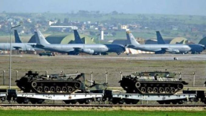Turkey seize control of US airbase, telling US military to leave on Erdogan's orders