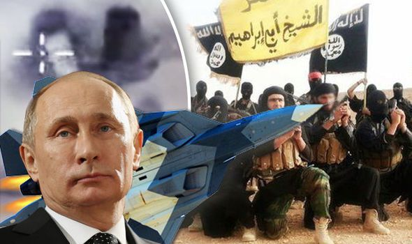 US Bans Russia From Joining Coalition Against ISIS In Syria