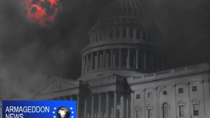 Viral video says that the world will end in 15 days