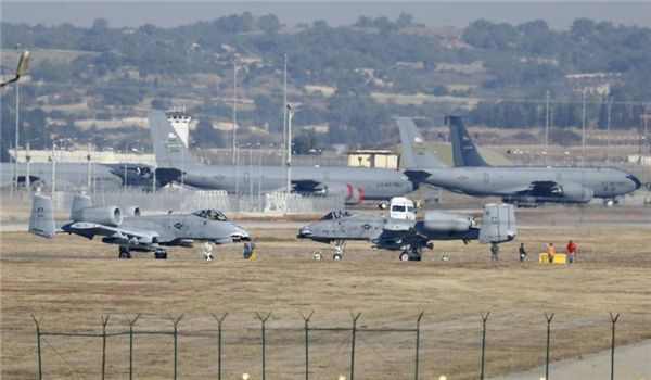 Turkey Halts All US Operations Against ISIS From Incirlik Airbase