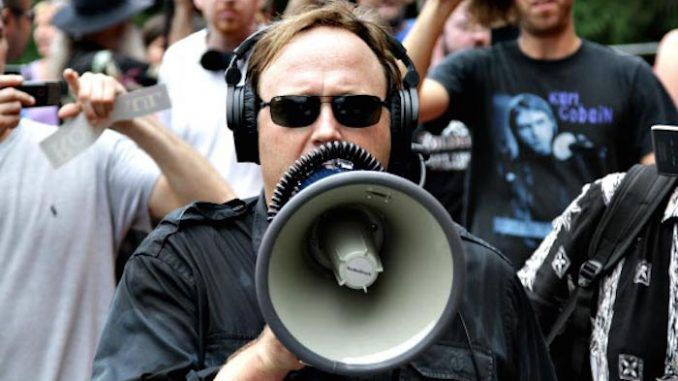 Radio host Alex Jones has issued a stern warning to all free-thinking journalists, claiming a fierce assault is currently being waged against the alternative media.