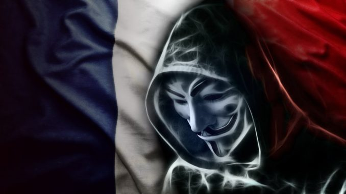 Anonymous declare war on Nice attackers launching #OpNice