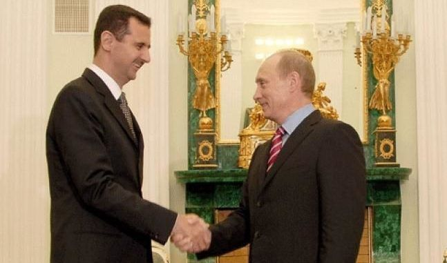 US Plans To Topple Assad In Syria Disrupted By Russia