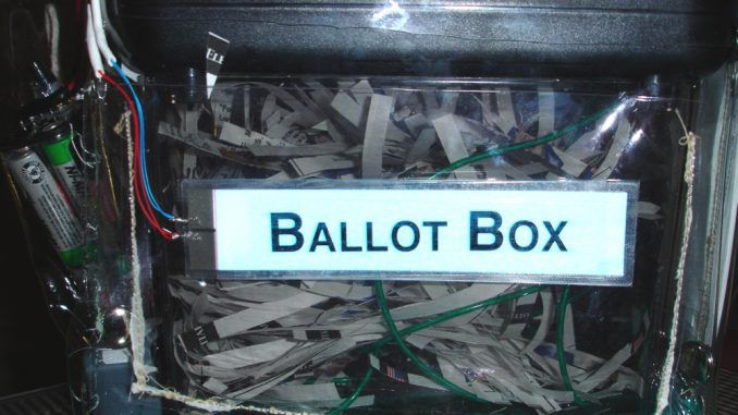 A San Diego County Registrar insider claims that hundreds of thousands of California Democratic primary provisional ballots have been illegally destroyed in a covert shredding operation.