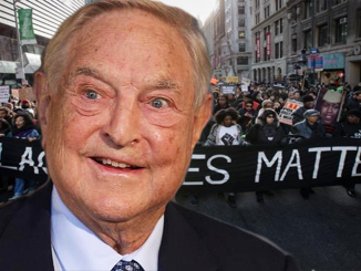 Black Lives Matter is funded by George Soros and the elite for the purpose of inciting terror and furthering their agenda for a civil war in America.