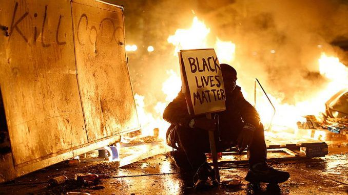 Petition calls for Whitehouse to classify Black Lives Matter as a terrorist organisation