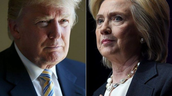 Donald Trump is a secret Clinton operation designed to get Hillary elected.