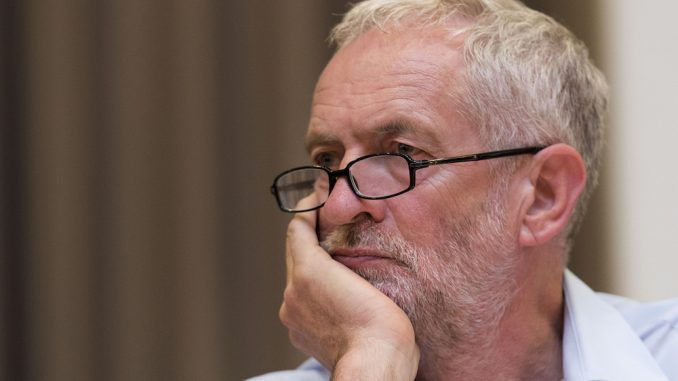Labour party donor vows to remove Jeremy Coryn's name from ballot