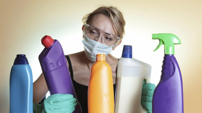 The World Health Organisation say 1 in 4 deaths are caused by common household products