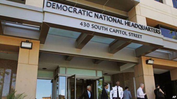 House Democratic Campaign Committee say their emails have been hacked too