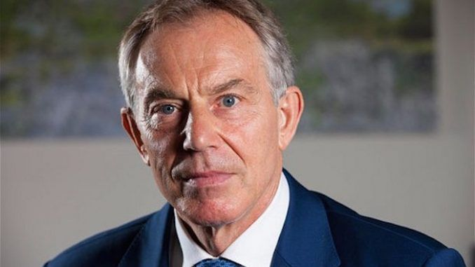 Petition calls for Tony Blair to be expelled from Labour party