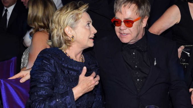 Leaked DNC emails reveal that Hillary stole campaign funds in order to have lavish dinners and meet with the likes of Elton John