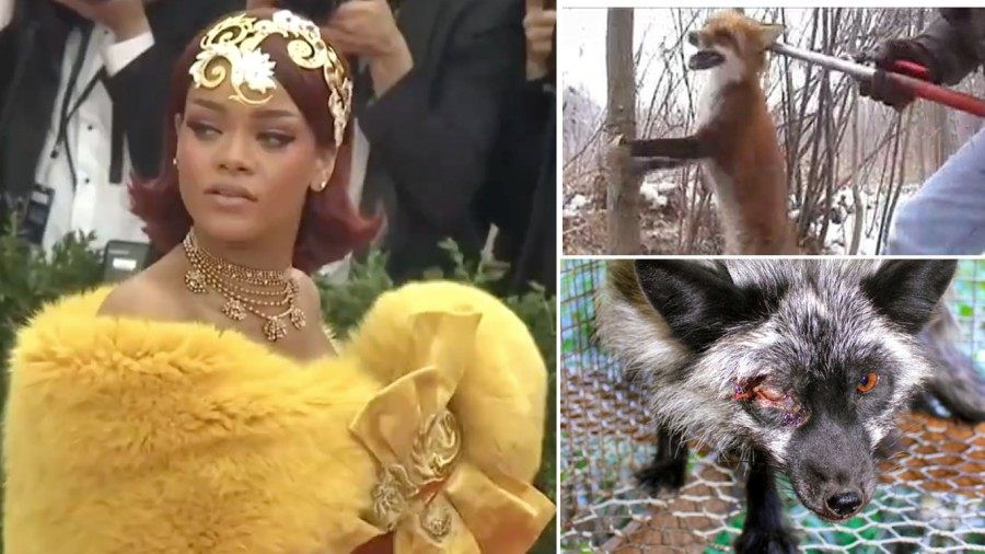 Rihanna fur killer