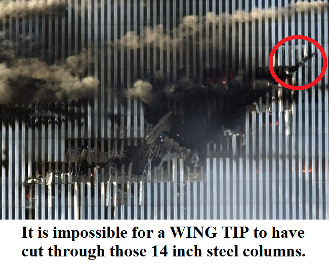 Twin towers hoax