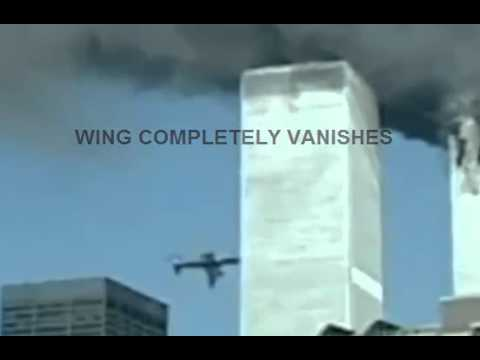 9/11 vanishing wing