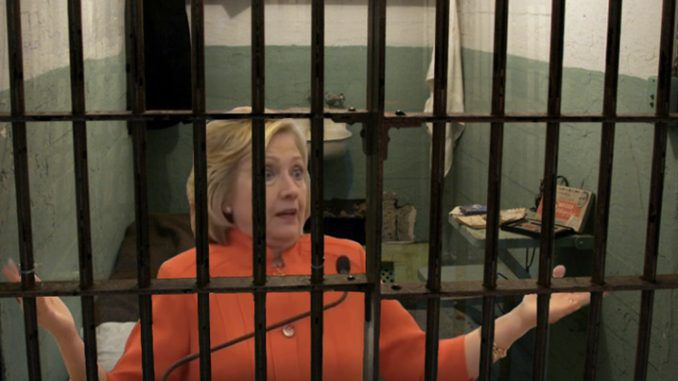 93% of Americans want Hillary Clinton criminally prosecuted