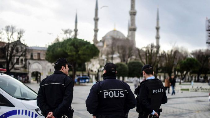 US State Dept. Warns Citizens of 'Increased Terror threats' In Turkey