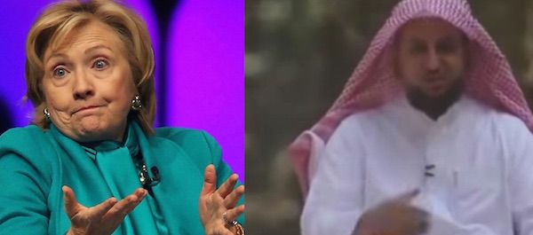 Saudi Arabia - a major Hillary Clinton supporter and donor - has aired an instructional video on how men should 'properly' beat their wives