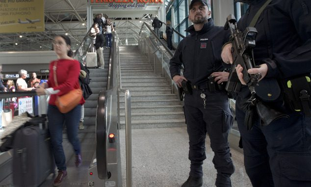 Europe Tightens Security Following 'Terror Attack' In Nice