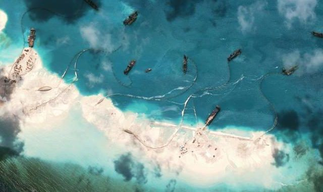 China Rejects Ruling By Hague Tribunal Over South China Sea Islands