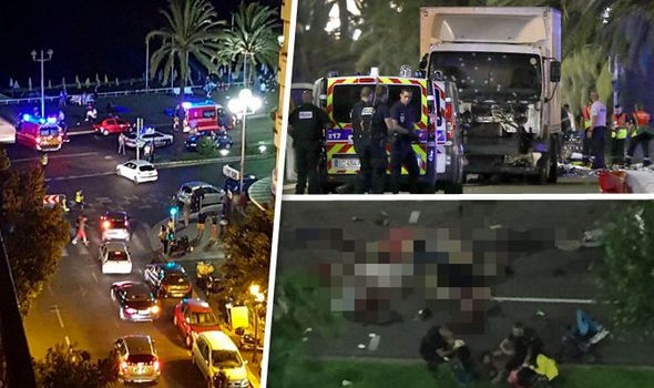 France - At Least 60 Dead As Truck Plows Into Crowd In Nice