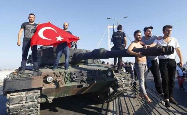 Over 190 Killed In Attempted Turkish Coup
