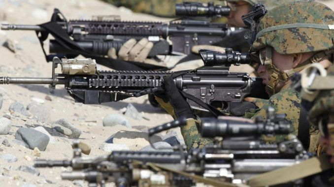 Weapons Stolen From Elite US Army Base In Germany