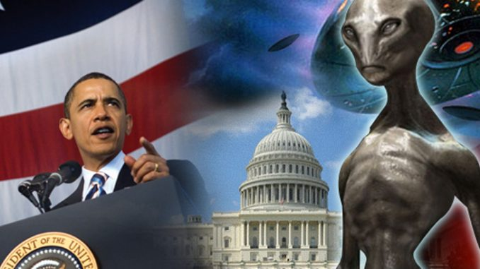 A world leader is set to confirm the existence of aliens visiting Earth by the end of 2016