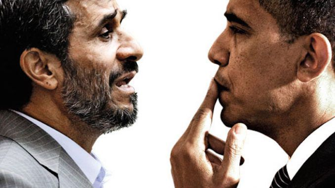 Former Iranian President Ahmadinejad says that Obama must pay back the $2 billion dollars owed