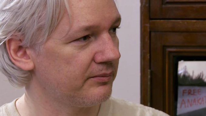 Wikileaks founder Julian Assange has accused Saudi Arabia and the U.S. of orchestrating failed Turkey coup
