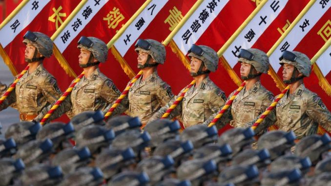 China warns citizens they must prepare for World War 3