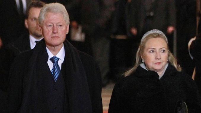 53% of Clinton Foundation donors to be barred under new rules