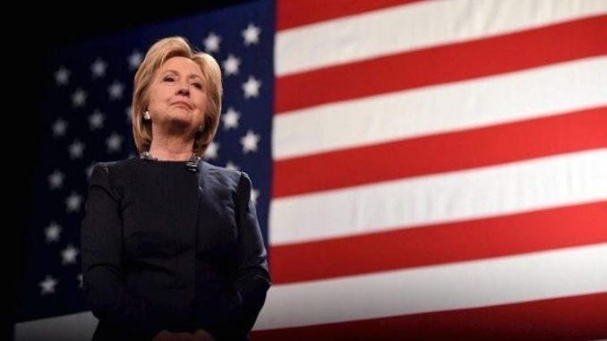 Nostradamus predicted that Hillary Clinton would become President