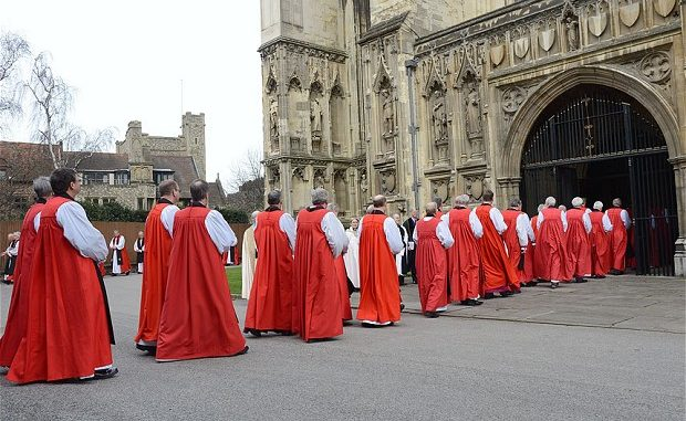 Church of England Warned Bishops Not To Apologize To Sex Abuse Victims