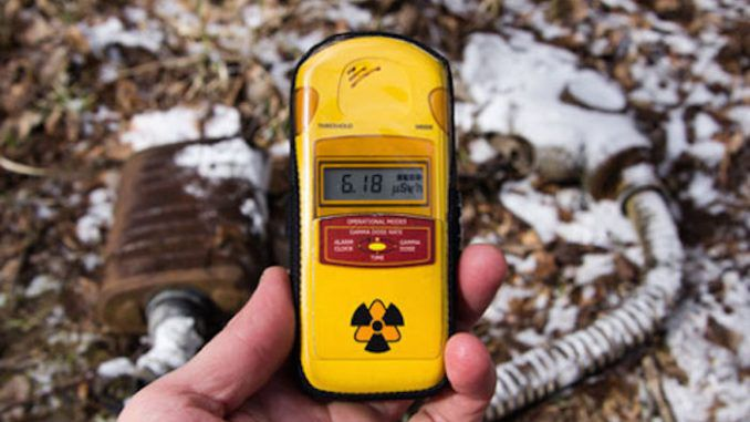 DHS orders radiation detectors amid fears of incoming nuclear attack on US soil