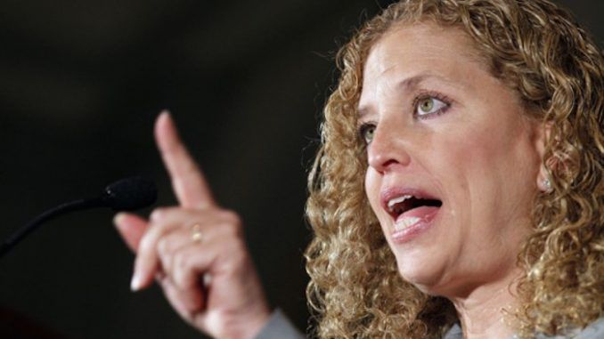 Debbie Wasserman Schultz caught using DNC resources to 'crush' anti-Hillary opponents
