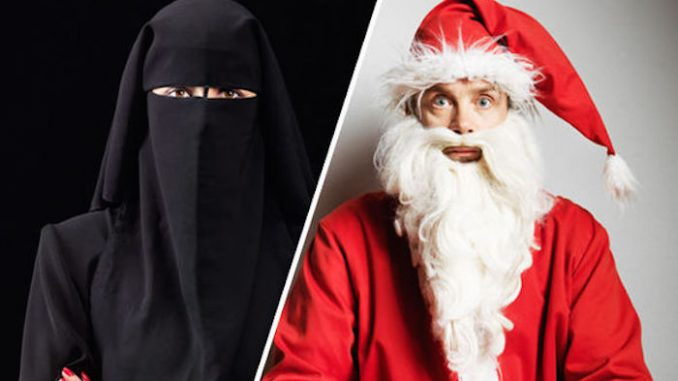 Germany say they are considering banning Santa Clause to be fair to migrants