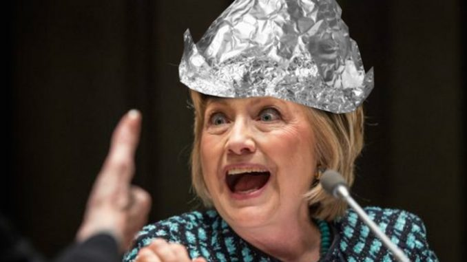 "Hillary Clinton has promised to shut down alternative news websites and anything the establishment view as a ""conspiracy theory"" if she is elected President of the United States."