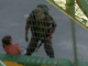 A heartbreaking video that exposes two Israeli police officers terrorizing a defenceless and confused 8-year-old Palestinian girl has been posted online.